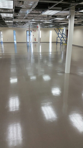 Vct Floor Cleaning After Best Pro Cleaning